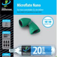 Microflate Nano – cyklo hustilka CO2