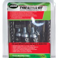 Opravná sada knotem s CO2 – Tyre Repair Kit