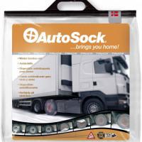 AutoSock AL64 – textilní sněhové řetězy pro nákladní auta