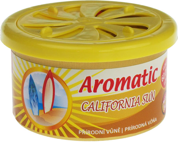 Aromatic California Sun