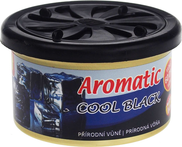 Aromatic Cool black