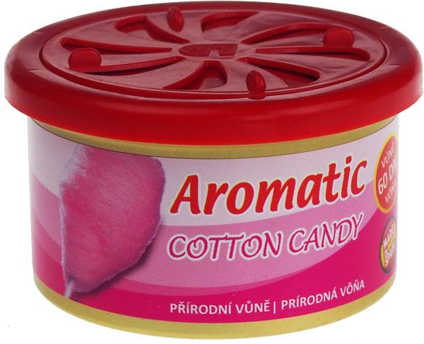 Aromatic Cotton Candy – cukrová vata
