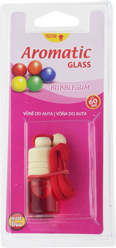 Aromatic Glass Bubble Gum – žvýkačka