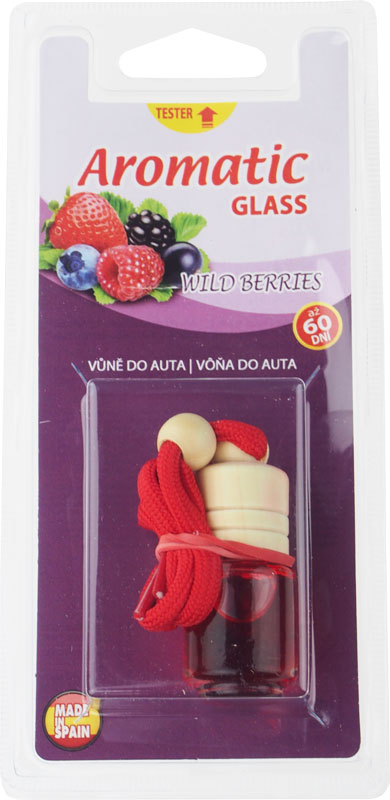 Aromatic Glass Wild Berries – lesní ovoce