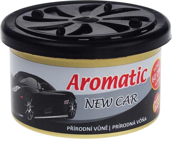 Aromatic New Car