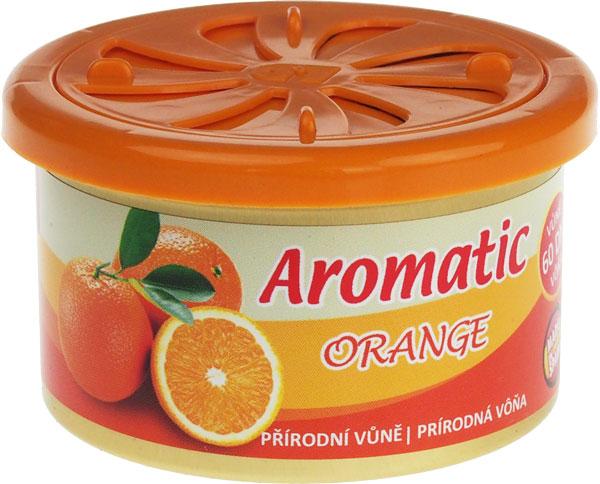 Aromatic Orange – pomeranč