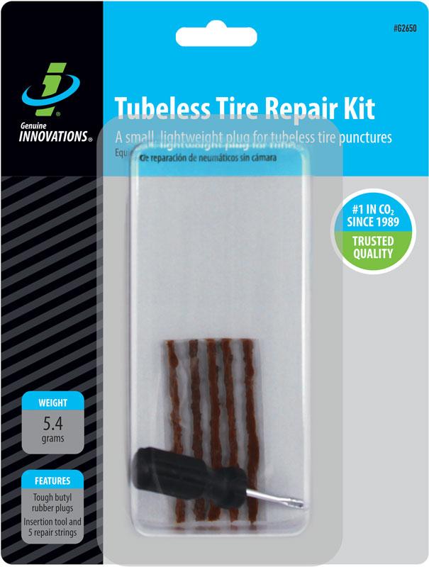 Tubeless Tire Repair Kit – opravný kit pro bezdušové cyklo pláště