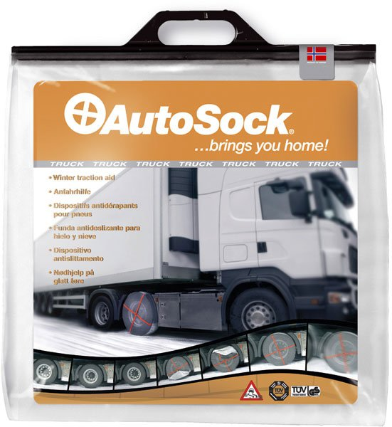 AutoSock AL79 – textilní sněhové řetězy pro nákladní auta