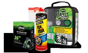 Slime – péče o pneu