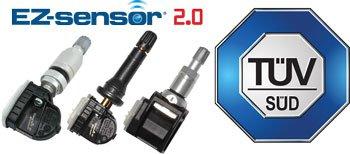 EZ-sensor 2.0 TÜV certifikát