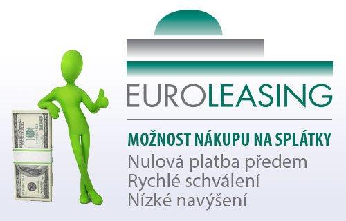 Nákup na splátky Euroleasing